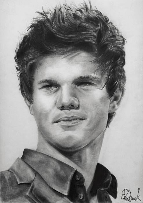 Taylor Lautner by Emdigin